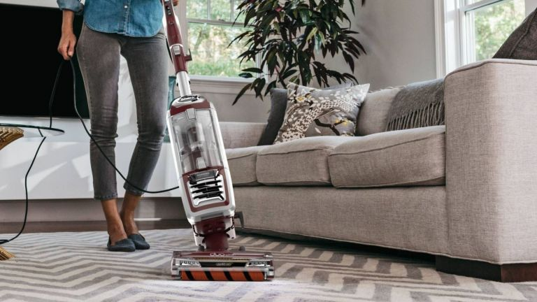 Shark DuoClean with Self-Cleaning Brushroll Powered Lift-Away Upright Vacuum