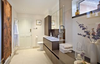 Bathroom Case Study Adding A Wow Factor Steam Room Real