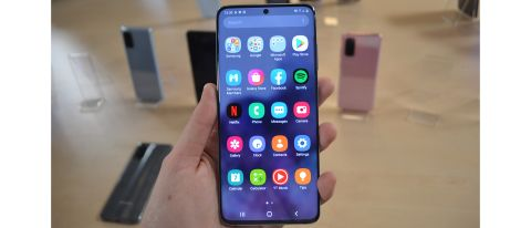 Samsung Galaxy S20 hands on review
