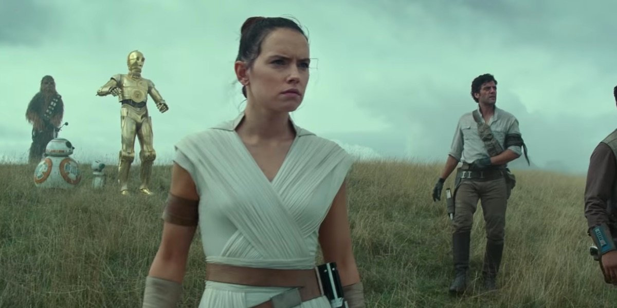 Star Wars: The Rise Of Skywalker Composer Hints At Long Runtime