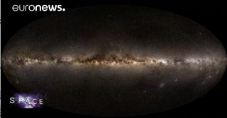 Milky Way from Gaia