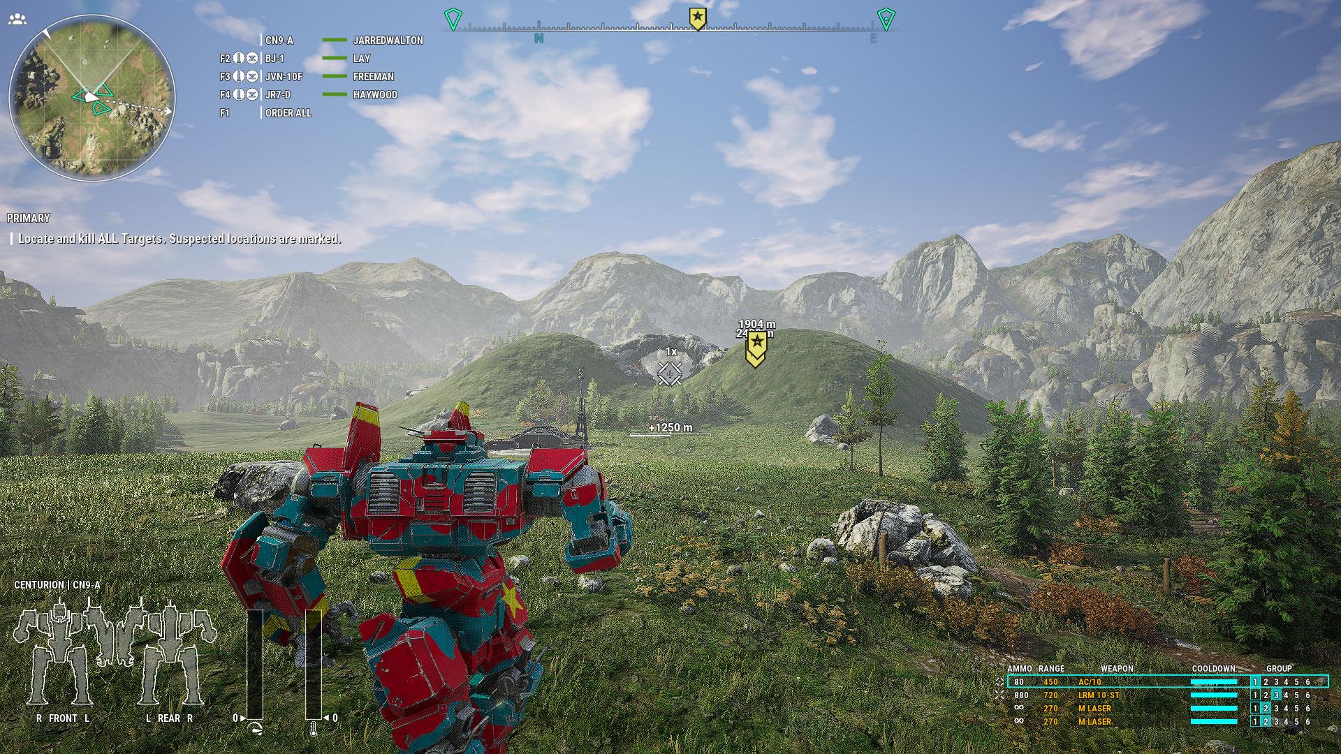 The best graphics settings for MechWarrior 5: Mercenaries