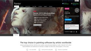Corel Painter - A painting solution that can create breath-taking results