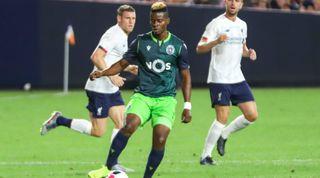 Idrissa Doumbia Sporting Lisbon Liverpool