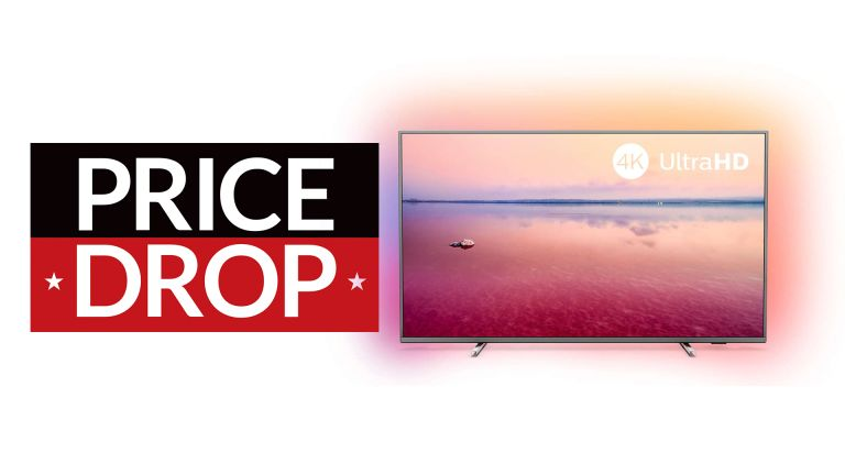 Philips 4K TV deal