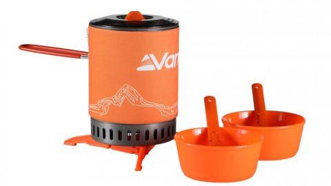 Vango Atom Stove and Ultralight Heat Exchanger Cook Kit