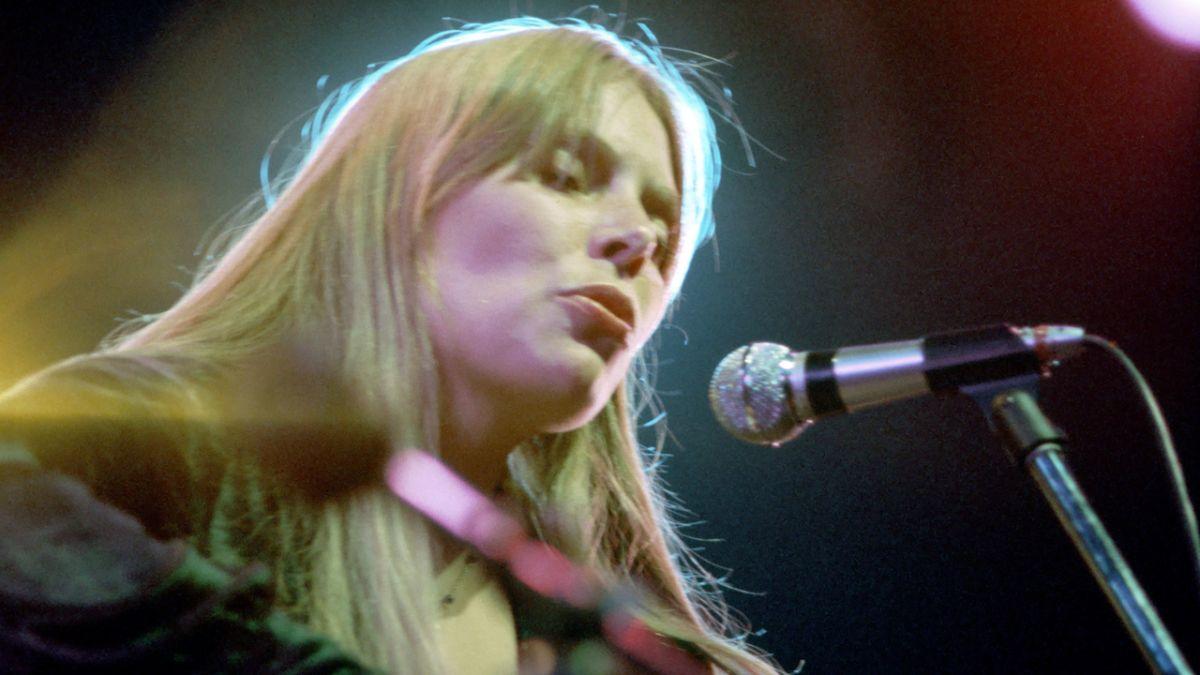 Joni Mitchell's Blue Album Celebrates 50th Anniversary
