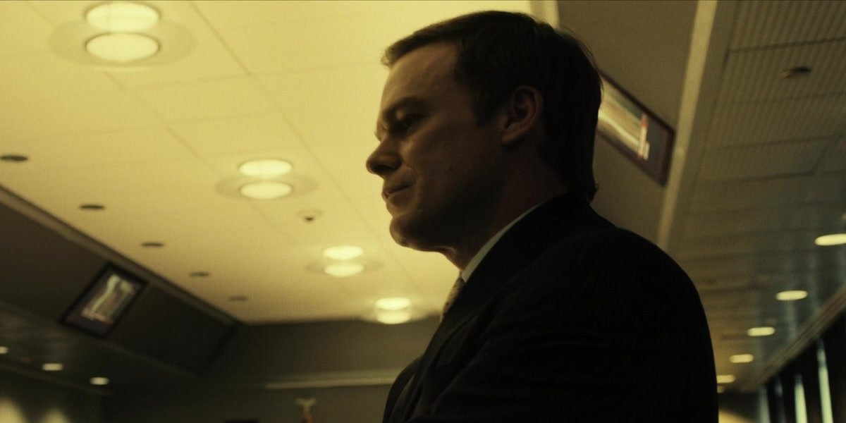 Michael C. Hall in The Report