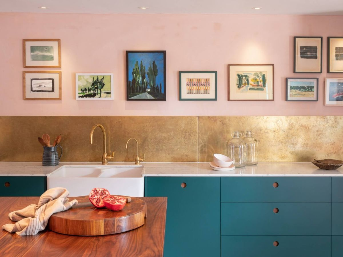15 Pretty Pink Kitchen Ideas That Are Practically Perfect In Every Way Real Homes