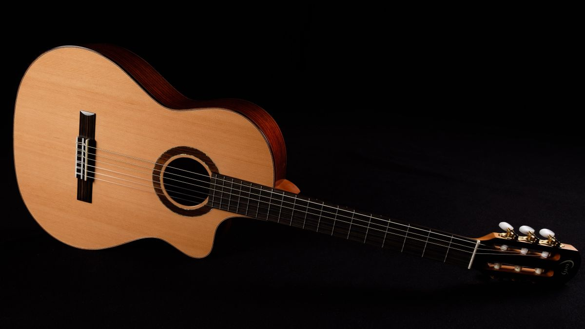 Faith Guitars launches its first ever nylon model, The Lyra