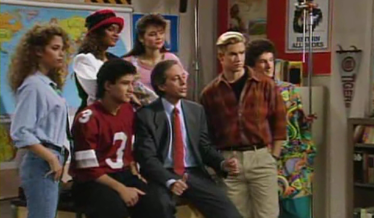 saved by the bell no hope with dope