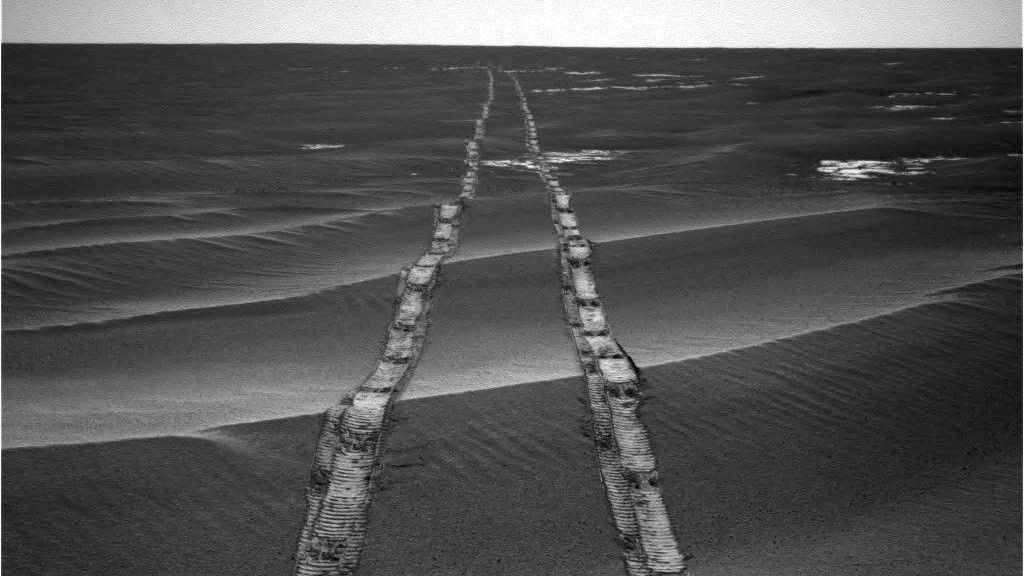 mars rover opportunity back online - photo #33
