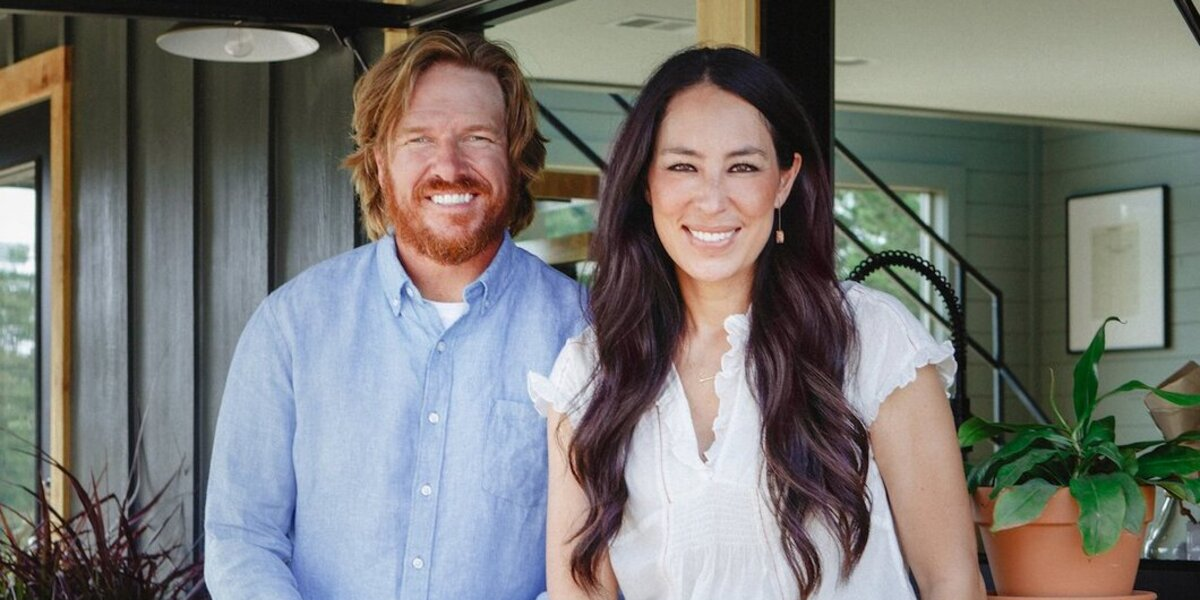 Fixer Upper Chip Gaines Joanna Gaines HGTV