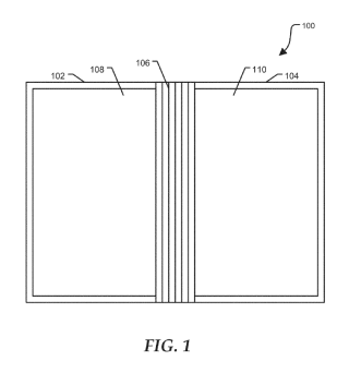 Dell's foldable laptop display gets yet another patent