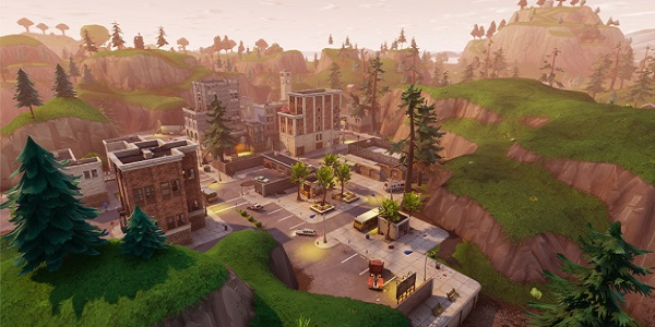 A new city being added to the Battle Royale map.