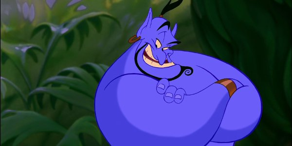 Robin Williams' Will Has A Special Clause About Future Aladdin Sequels