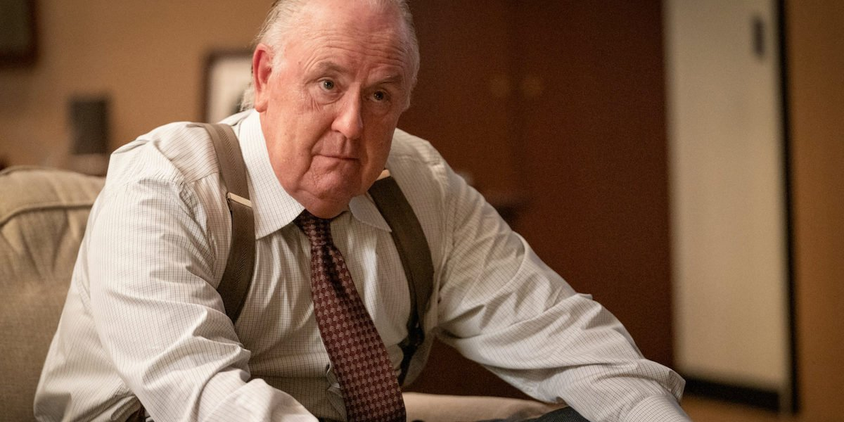 John Lithgow as Roger Ailes in Bombshell