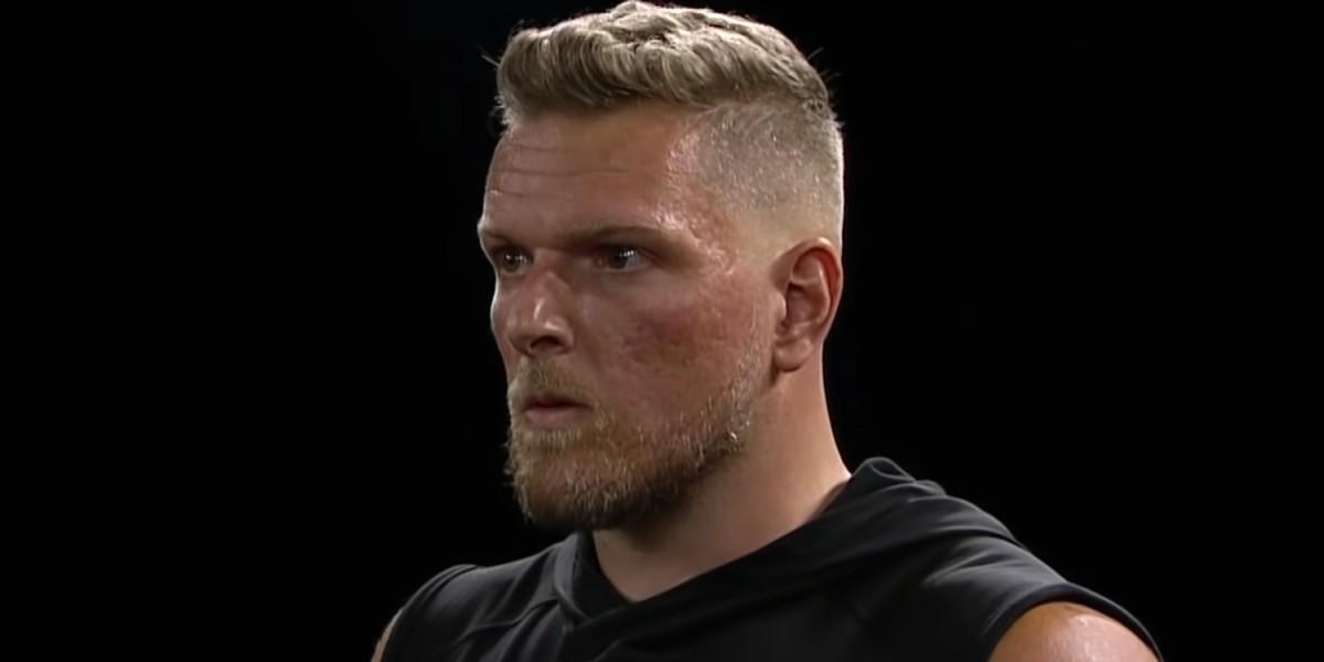 Pat McAfee NXT WWE