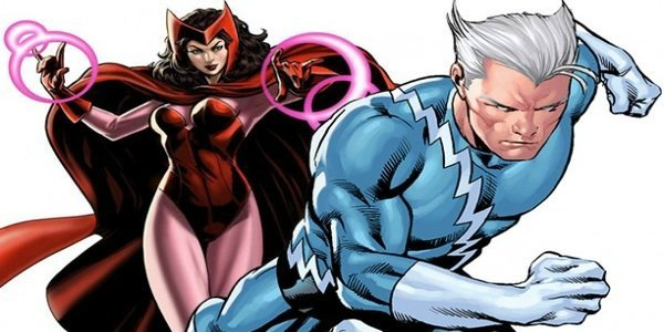 In Avengers: Age Of Ultron, Scarlet Witch And Quicksilver ...