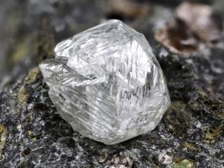 new mineral found in diamond