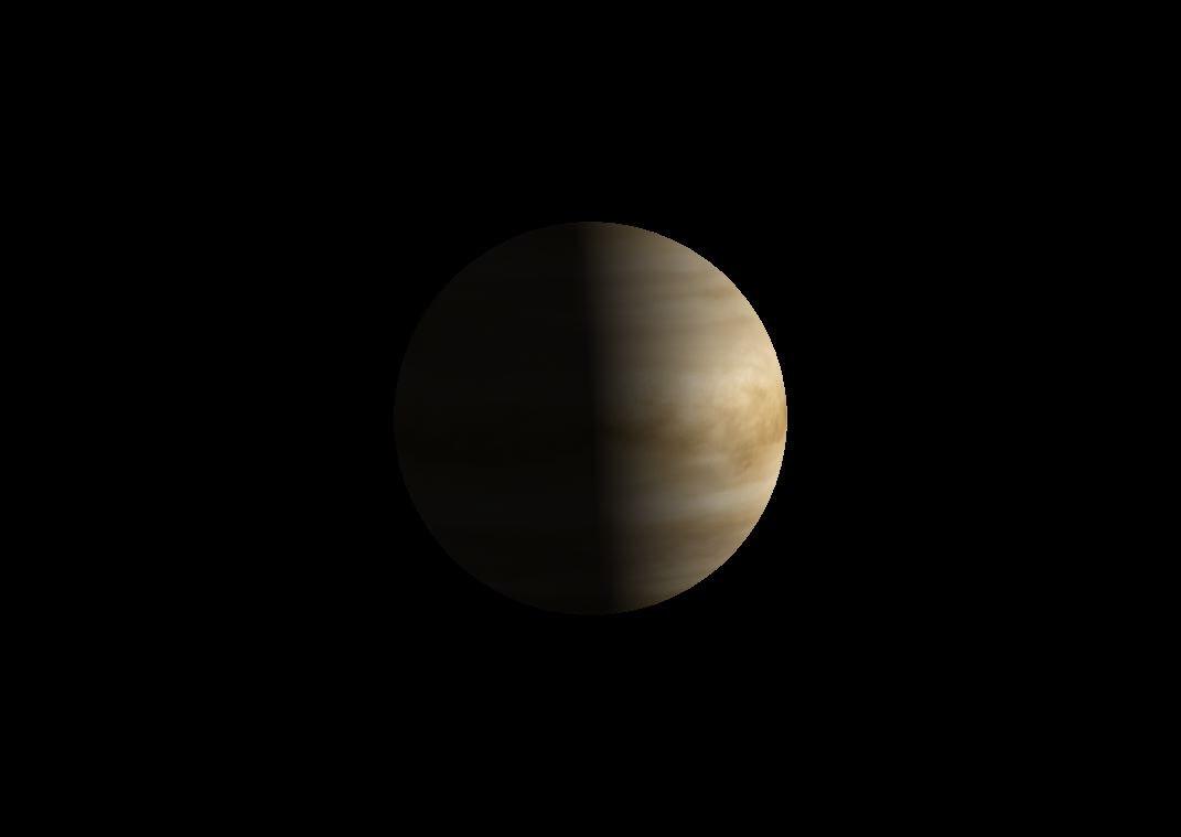 e28e6251d2 Bright Planet Venus Has Phases Like the Moon