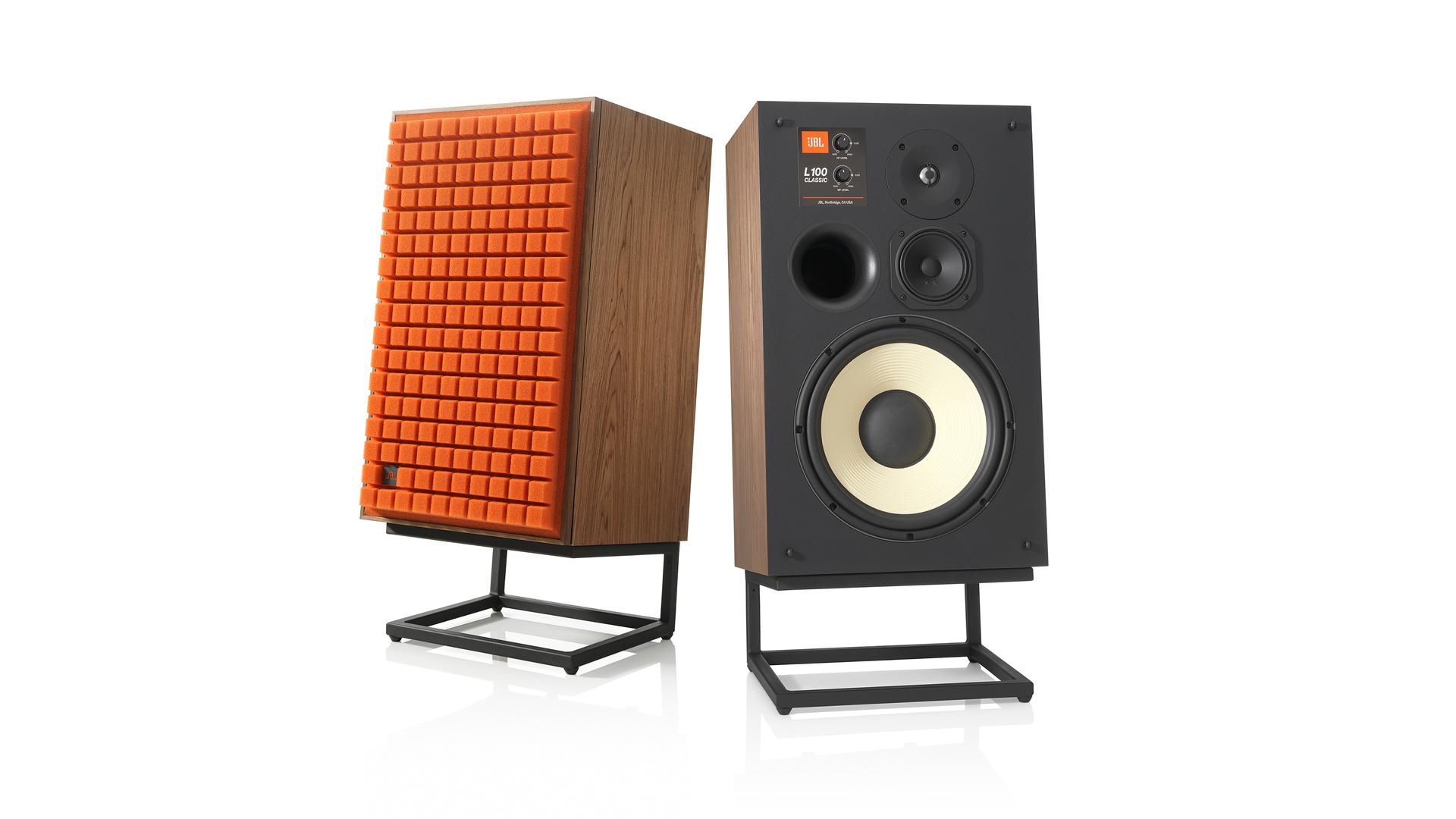 JBL L100 Classic review | What Hi-Fi?
