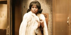 Jennifer Hudson Shares The Sweet Moment Aretha Franklin Chose Her To Star In Respect