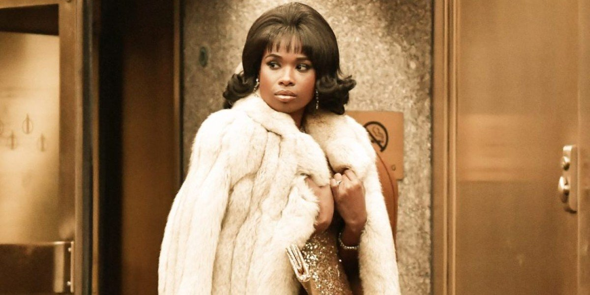 Aretha Franklin (Jennifer Hudson) looks stunning in Respect (2021)