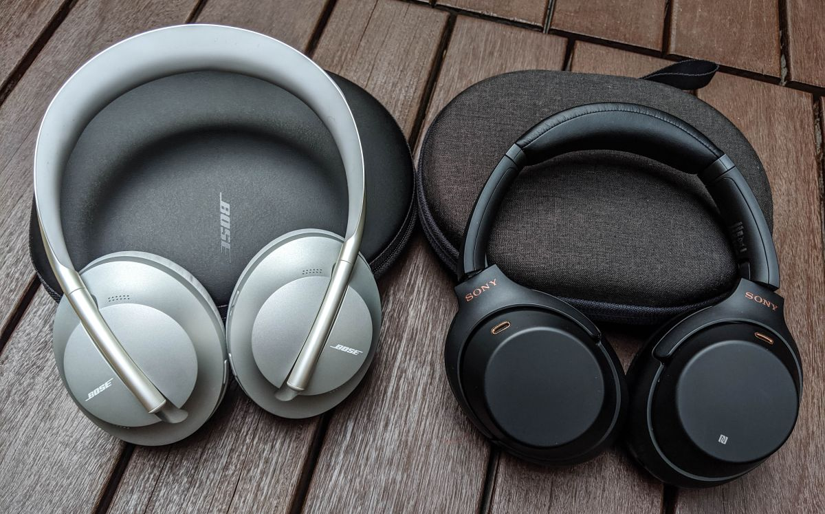 Bose 700 vs. Sony WH-1000xM3: Which noise-cancelling headphones are best