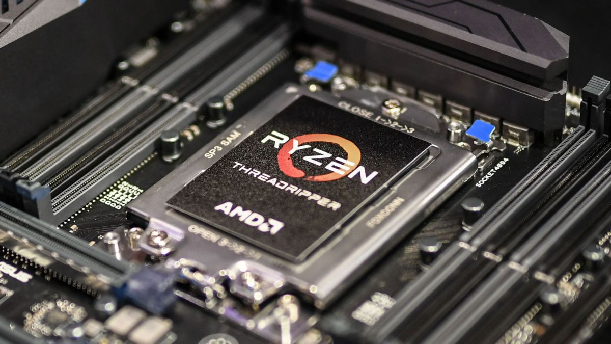 Amd S Threadripper Is Huge With An Equally Large Socket