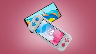Nintendo Switch Lite phone deals