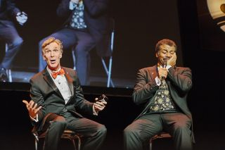 Bill Nye and Neil deGrasse Tyson