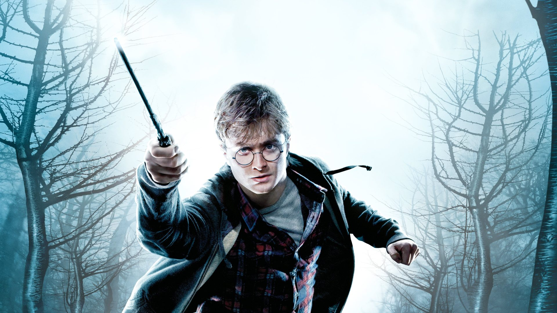Harry Potter movies in order — Harry Potter and the Deathly Hallows