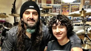 Mike and Max Portnoy