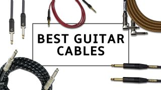 Best guitar cables 2020: top cables for electric, acoustic and bass guitars