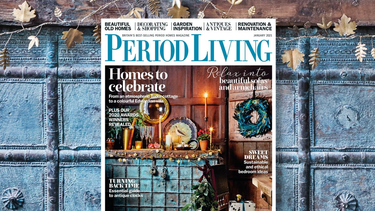 Have you got the new issue of Period Living?