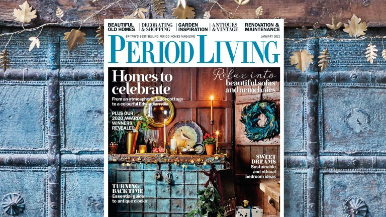 Period Living January 2021 Issue Preview