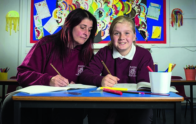 There are broken rules and disagreements in tonight's look behind the scenes at Blackrod Primary School in Bolton as Class of Mum and Dad continues