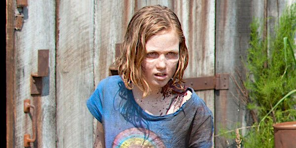 zombie sophia the walking dead