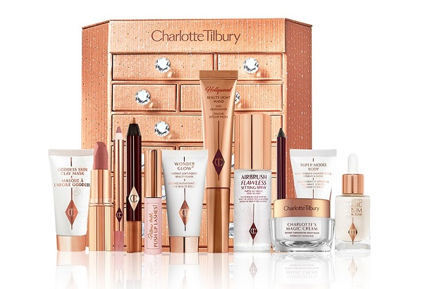 Charlotte Tilbury Beauty Advent Calendar