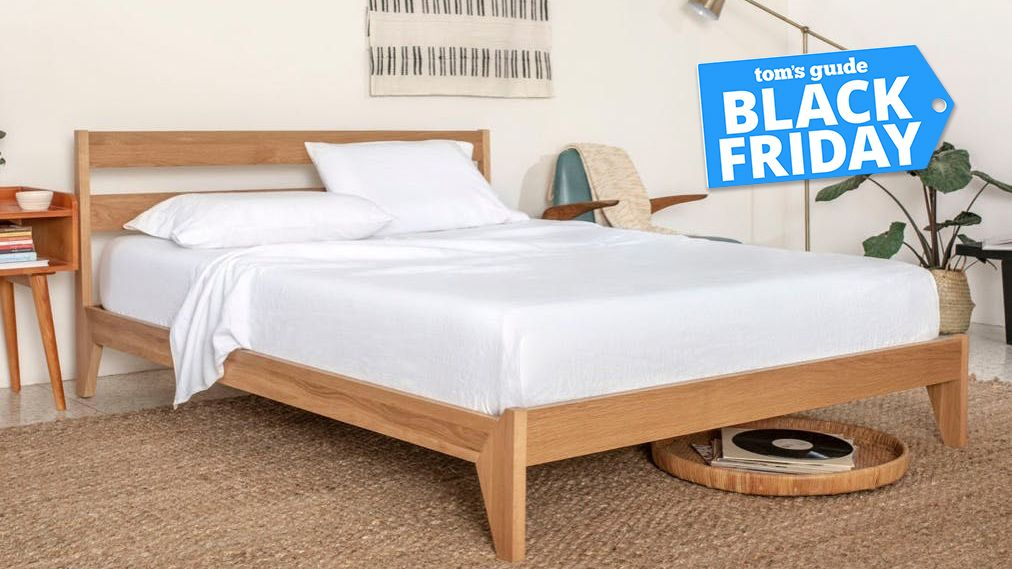10 Off Tuft Needle Bed Frames Early Black Friday Tom S Guide Tom S Guide