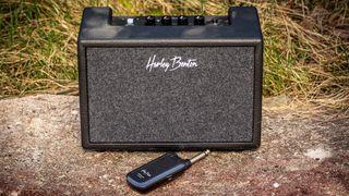 Harley Benton Airborne Go