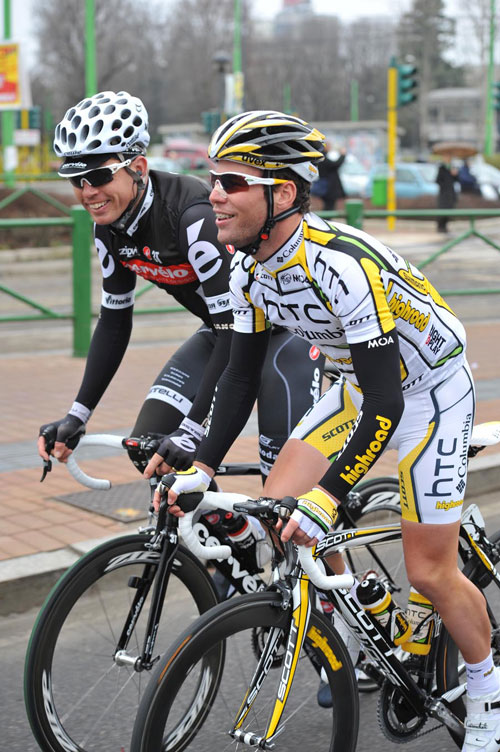Mark Cavendish, Milan-San Remo 2010
