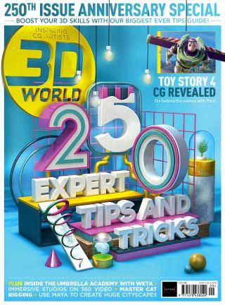 3d world 250