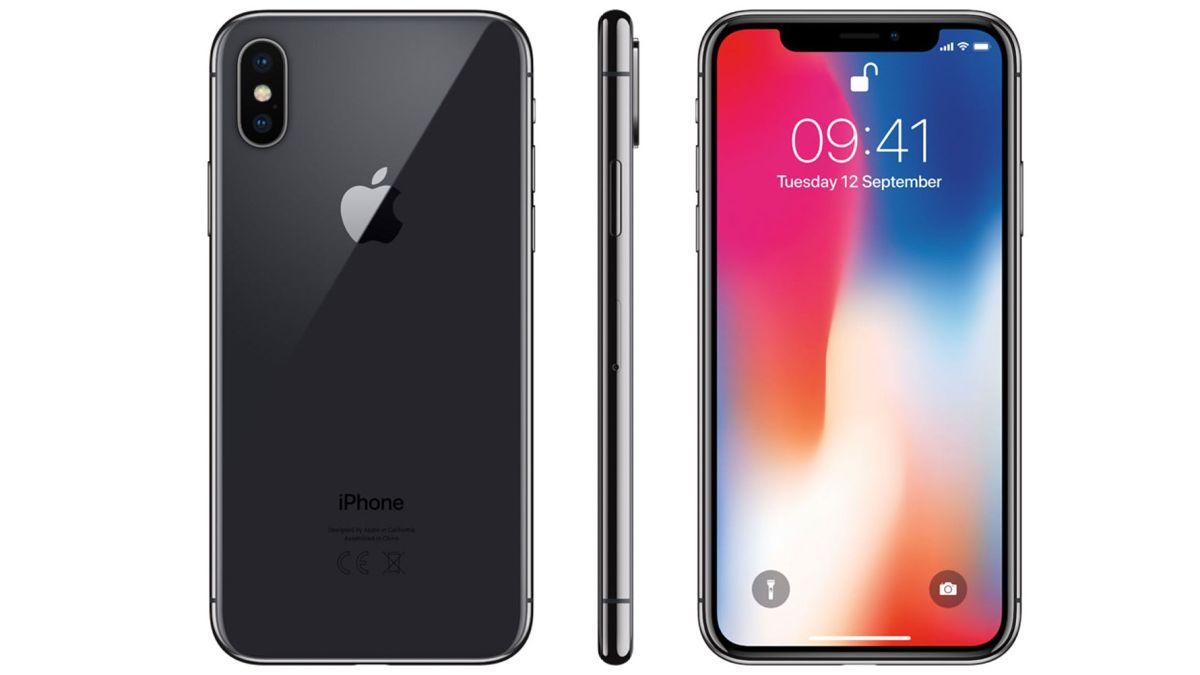 Radio mobile phone - iPhone X is the best-selling smartphone in 2018 so far