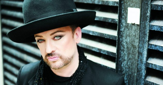 It was in the early 1980s that Boy George, the androgynous lead singer of pop group Culture Club, became a household name...