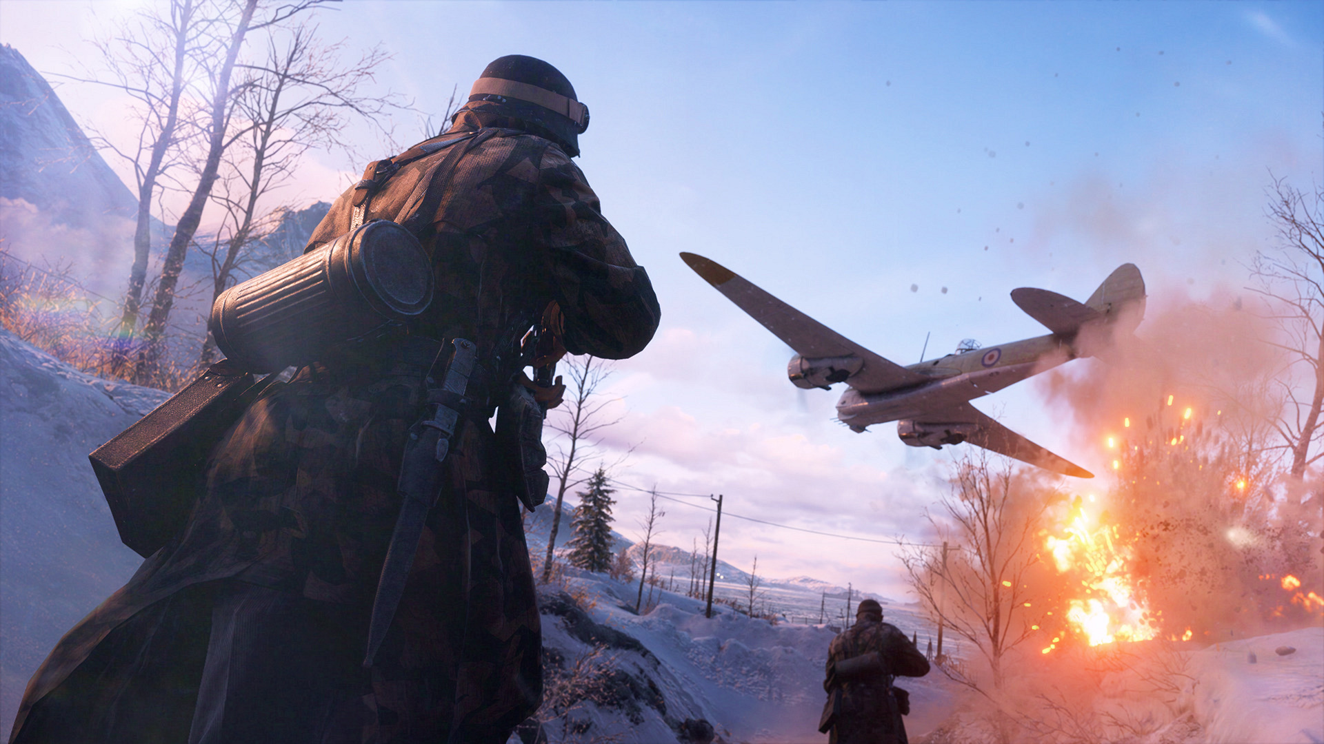 Battlefield 5 battle royale challenges appear in-game, suggesting