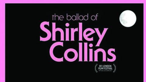 The Ballad Of Shirley Collins DVD artwork