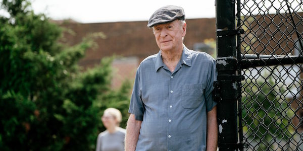 Michael Caine in Going In Style