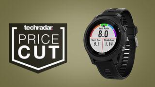 Cyber Monday Garmin smartwatch deal